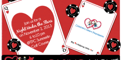 Cards for Kids Under the Stars 2013 - Channel 3 News