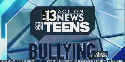 Feature: For Our Teens - Bullying