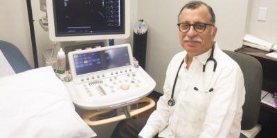 Univision Feature: Dr. Acherman